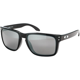Oakley Holbrook XL Brillenglas, polished black/prizm black